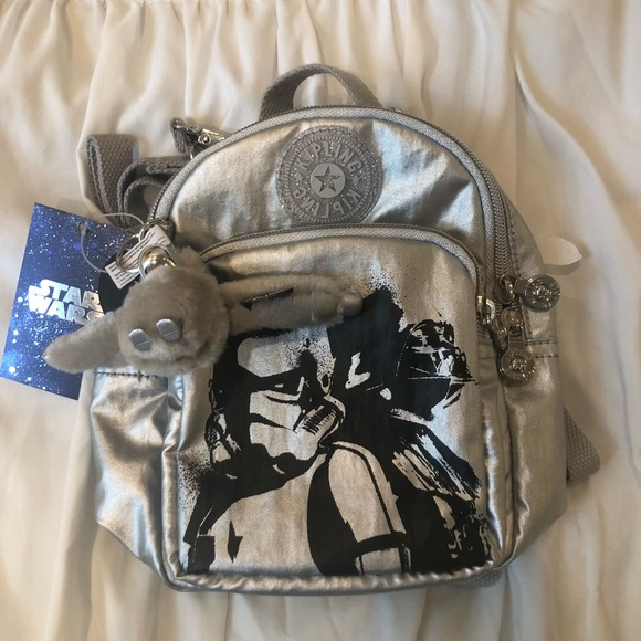 ca76e0272f Kipling Star Wars Convertible Mini Bag Backpack